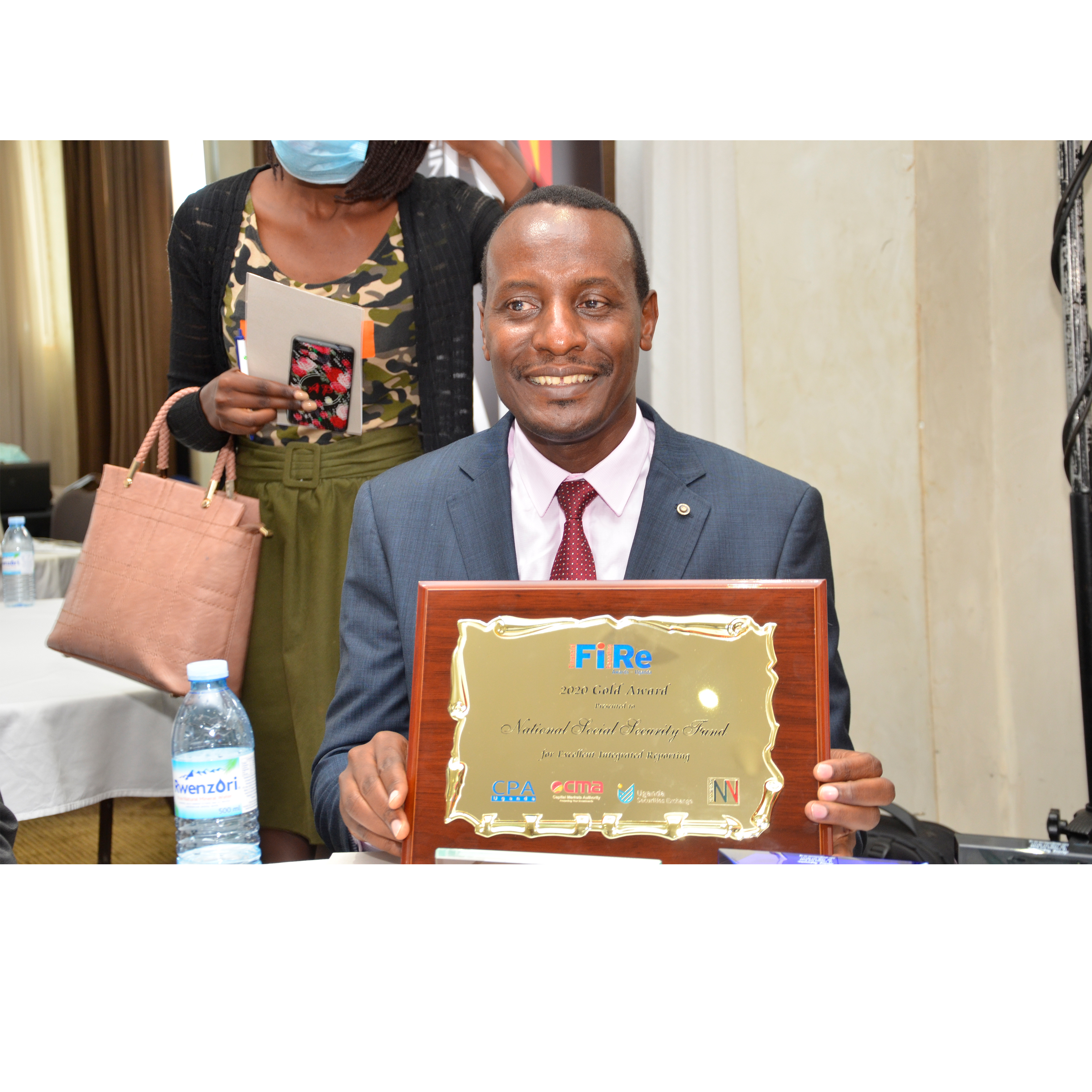 2020 Financial Reporting Awards: NSSF Wins Second Gold Award