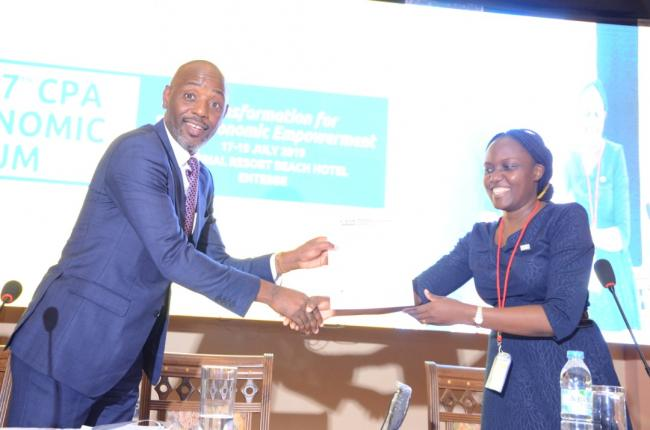 Recruit Ugandans in order to achieve inclusive growth – Dr. Muvawala