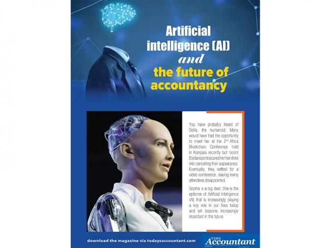 Artificial intelligence (AI) and the future of accountancy